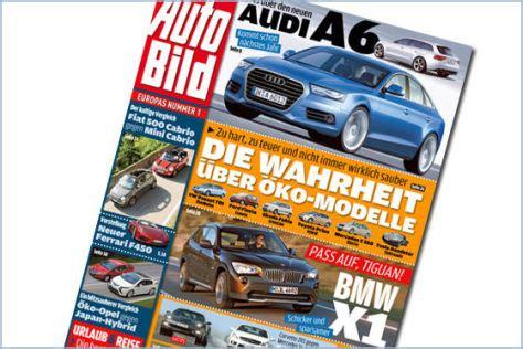 Auto Bild 27 by Der Neue Audi A6 Autobild De