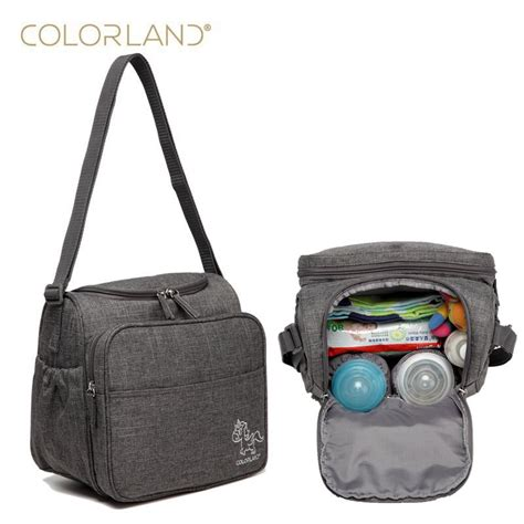 Baby Bag Organizer colorland baby bag travel bag organizer diapers maternity bags for messenger