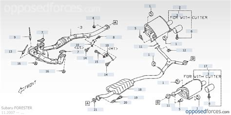 subaru forester exhaust system diagram subaru forester exhaust system diagram 28 images 2001