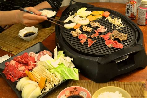 Beef Yakiniku By Roku Bento japan our home is a yakiniku restaurant