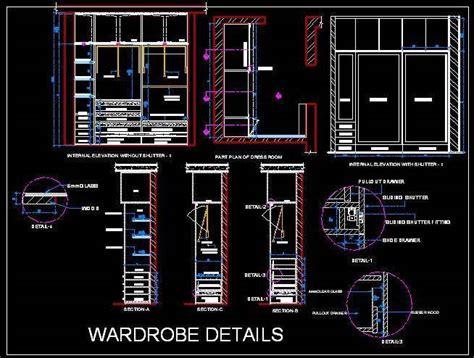 Free Modular Kitchen Design Software sliding wardrobe detail plan n design