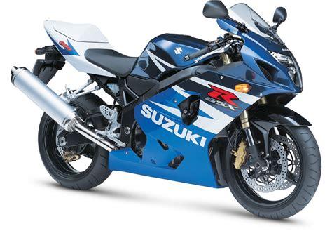 Suzuki Gsx 600cc Suzuki Gsx R600 2003 2004 Autoevolution