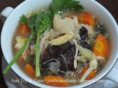 resep  kimlo   taste