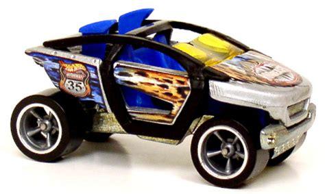 Hotwheels Wheels No Fear Racing Series Black Edition moto crossed hwy35