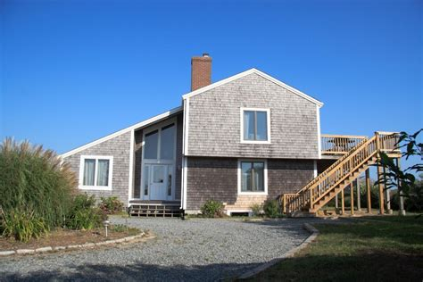 Nantucket Cabin Rentals by Madaket Vacation Rental Home In Nantucket Ma 02554 Approx