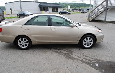 toyota xle for sale used used 2005 toyota camry xle for sale in nb