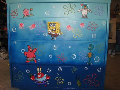 Spongebob Dresser by Spongebob Dresser 2 By Hmmonty On Deviantart
