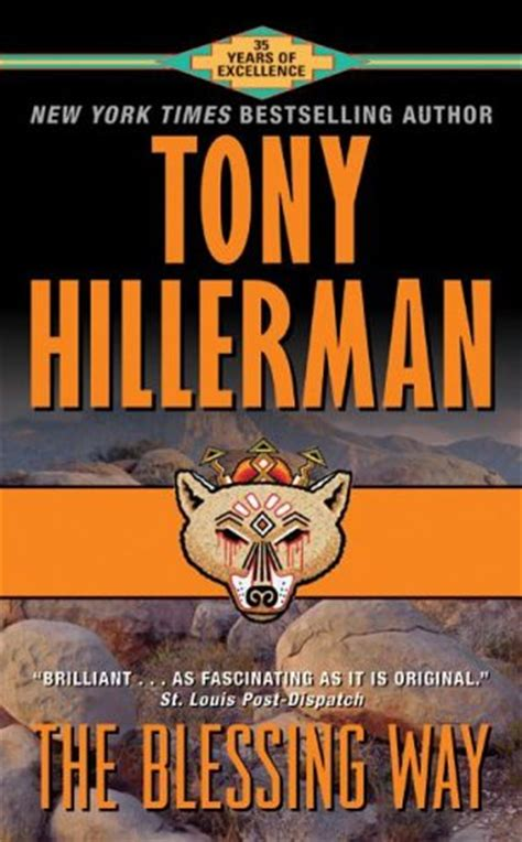 the blessing way leaphorn chee 1 by tony hillerman