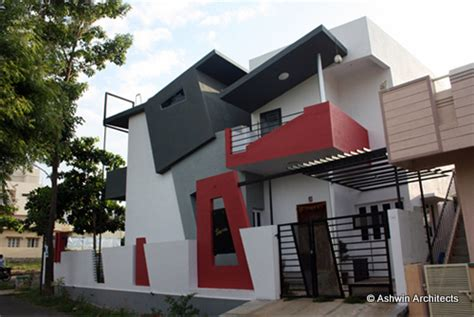 modern duplex house design  bangalore india  ashwin architects  coroflotcom