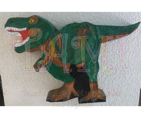 Pinata Dino T Rex By Pinata Dimi 62 best images about pi 241 atas artesanales on