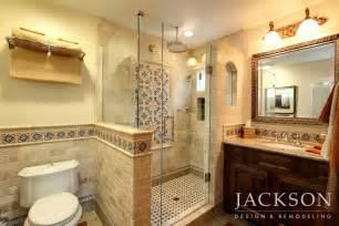 Spanish Bathroom Design Bathroom Remodel San Diego Jackson Design Amp Remodeling