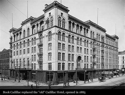 cadillac book hotel the westin book cadillac 1885 detroit historic hotels