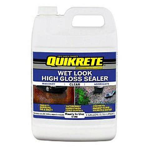 buy the quikrete 002 0051090 007 sealer look high