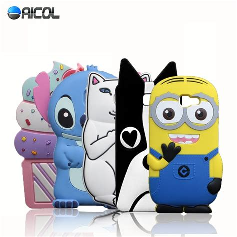 Galaxy A3 2016 A310 3d Sulley Soft Silicon new 3d minions stitch sulley for samsung