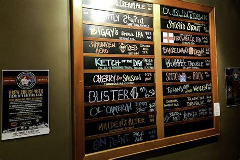Coronado Tasting Room by Coronado Brewing Tasting Room Top Cali Craft