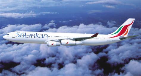 srilankan airlines cheap flights deals