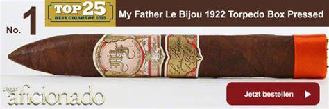 Cerutu Cigar My Le Bijou 1922 Series Torpedo Box Pressed 1 newsletter die besten zigarren 2015 wurden gew 228 hlt