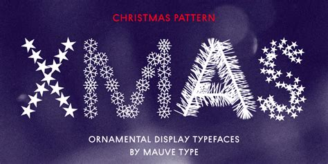 christmas pattern font family christmas pattern font kreativ