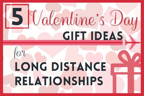 valentines day ideas for distance couples 5 s day gift ideas for distance