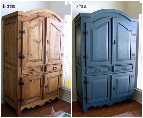 martha stewart armoire before after armoire martha stewart plummage dekor