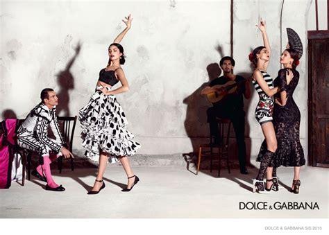 Fab Ad Dg Dolce Gabbana Springsummer 08 by Dolce Gabbana Ss2015 Adv Caign Avenue Montaigne