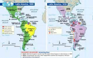 america 1800 1830 compared history