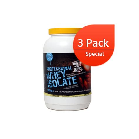 Whey Protein Isolate Ultimate prof whey isolate protein 3000g flavoured ultimate nutrition