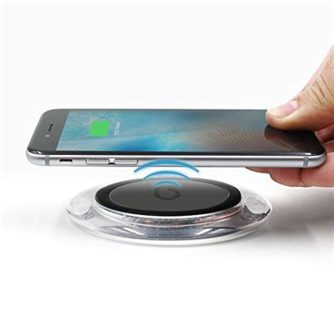 iphone wireless charger bezalel iphone 6 6s wireless charger kit qi wireless