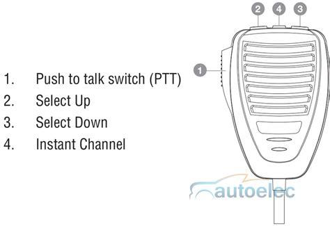 oricom uhf400r heavy duty 12v 24v 5 watt 80 channel uhf cb