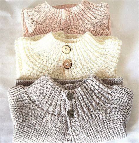 baby knitted vintage inspired sidedways cardi jacket p099 hurdles
