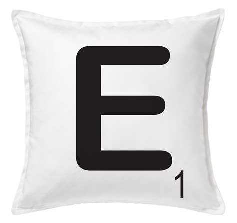 scrabble cushion covers scrabble letters 100 cotton cushion covers with pads