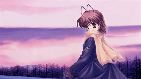 clannad anime website clannad background wallpapersafari
