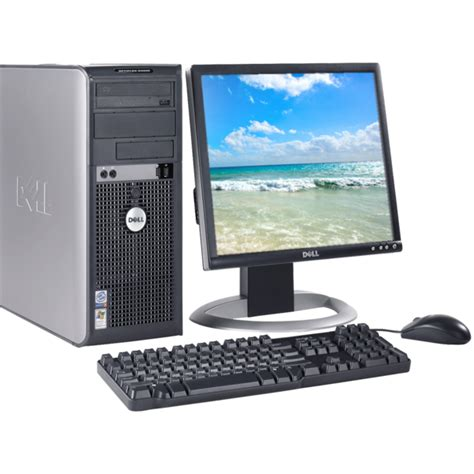 Used Desk Top Computers Certified Refurbished Desktops