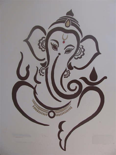 ganesh tattoo template img 3502 gif 2 736 215 3 648 pixels stencil patterns pinterest
