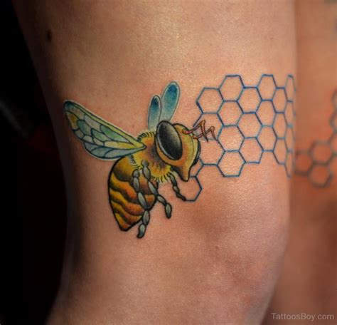 honey bee tattoo bumble bee tattoos designs pictures page 4