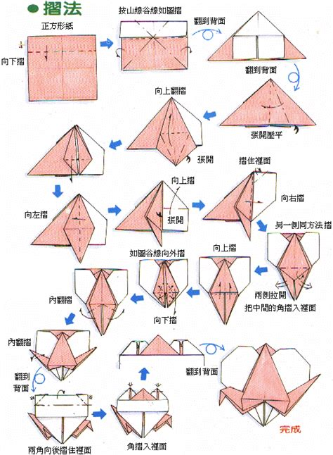 How To Make Paper Gum - 心 的折法 1 心心相应2 爱神之箭3 开心钥匙4 陪你飞