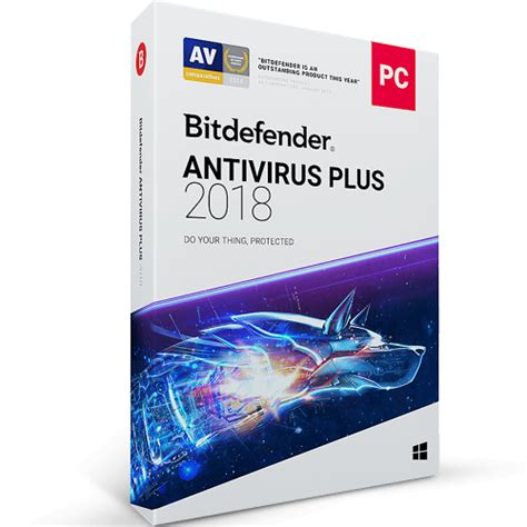 Bitdefender Anti Virus Plus 1pc 1 Year Original bitdefender antivirus plus 1 year 1 pc