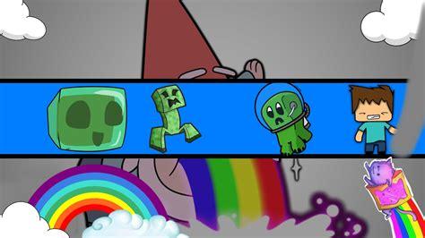 2048X1152 Minecraft Banner