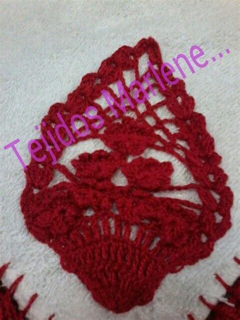 como hacer un caminito al crochet toallitas a crochet para bebe 4 tejidos marlene