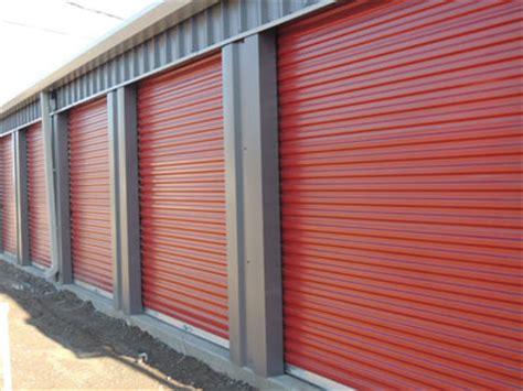 janus overhead doors commercial self storage doors and mini storage roll up doors