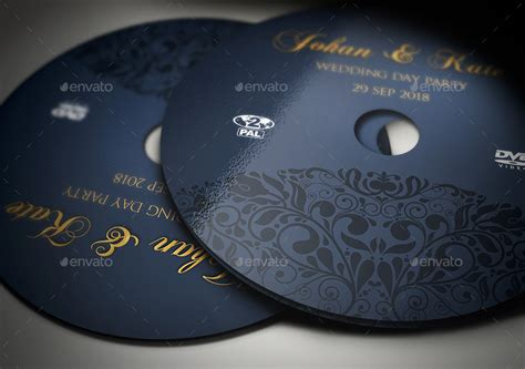 design label cover wedding dvd cover and label template bundle vol 2 by