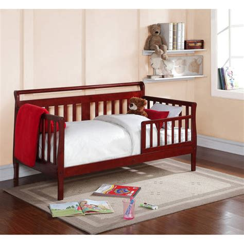 baby relax toddler bed baby relax toddler daybed choose your finish walmart com