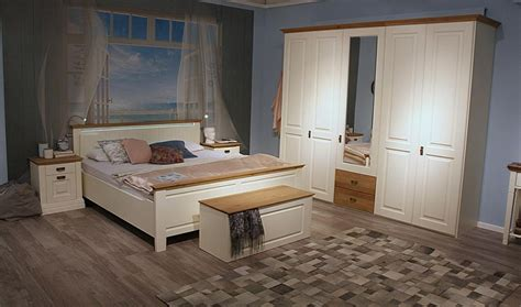 Hohes Bett 180x200 by Bett 180x200 Hohes Fu 223 Teil Kiefer Massiv Chagner