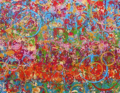 biography of abstract artist kimberly conrad kimberly conrad life art business life in circles 11