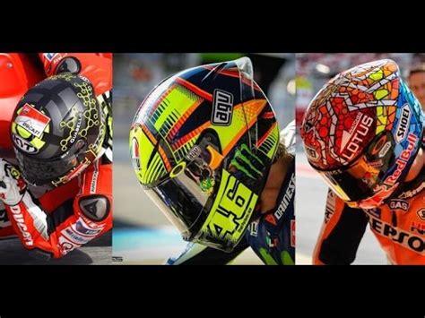 Helm Balap Motogp helm helm yang dipakai pembalap rider top motogp 2016