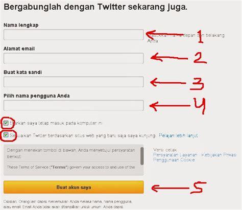cara membuat imael twitter cara membuat twitter dengan mudah terbaru 2014