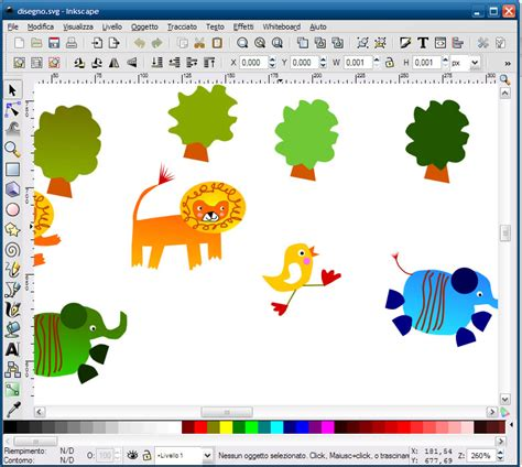 tutorial inkscape vectorial drawings with inkscape open source program for