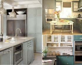 Distressed Painted Kitchen Cabinets Great Painted Kitchen Cabinets Grande Distressed Kitchen