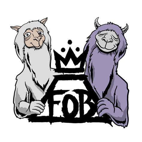 Fall Out Boy Stickers