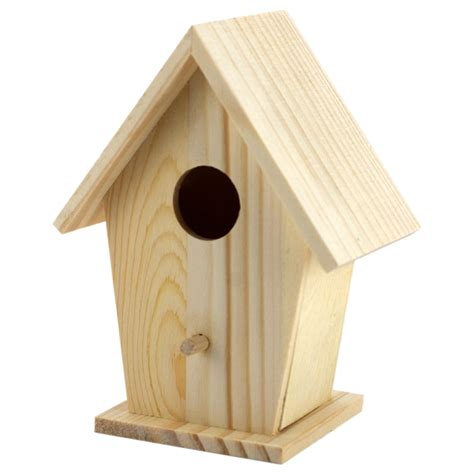 birdhouse build wooden bird house kit for kids ebay